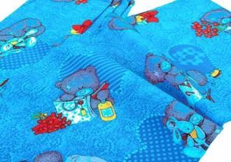 Мишутки (голубые)