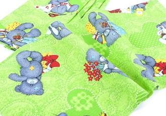 Мишутки (зеленые)
