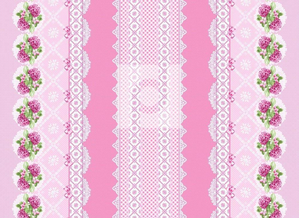 Гортензия (розовые)