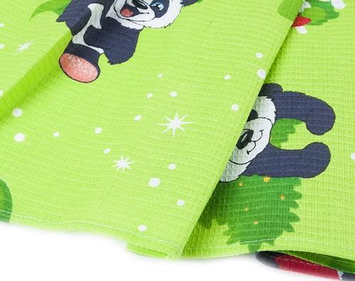 Панды (зеленое)