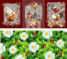 Ромашки (компаньоны год петуха) нст