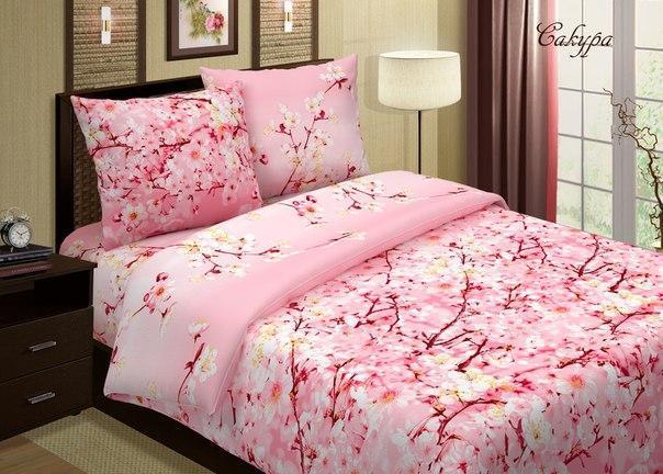 Сакура (розовый) нст