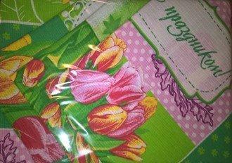 Тюльпаны (зеленые)
