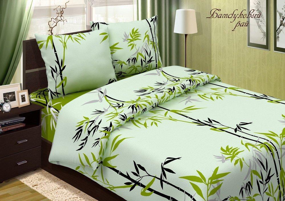 Бамбуковый рай  (колористики)
