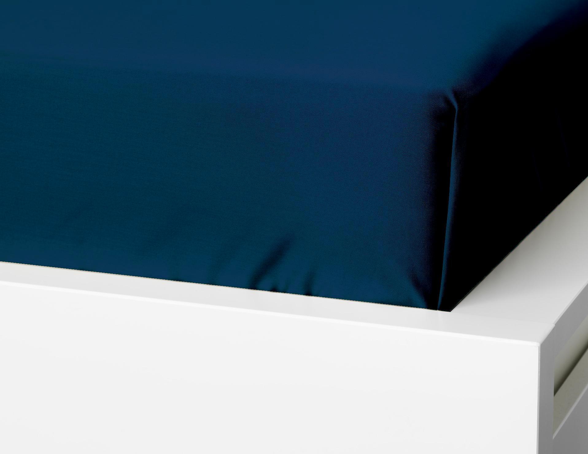 Глубокий синий