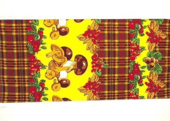 Грибочки (желтые)