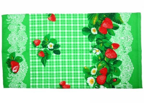 Клубника (зеленые)