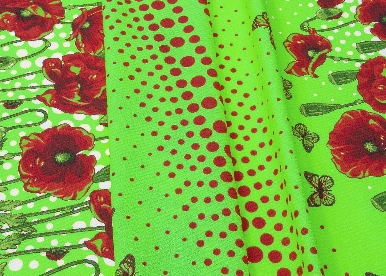 Маков цвет (зеленые)